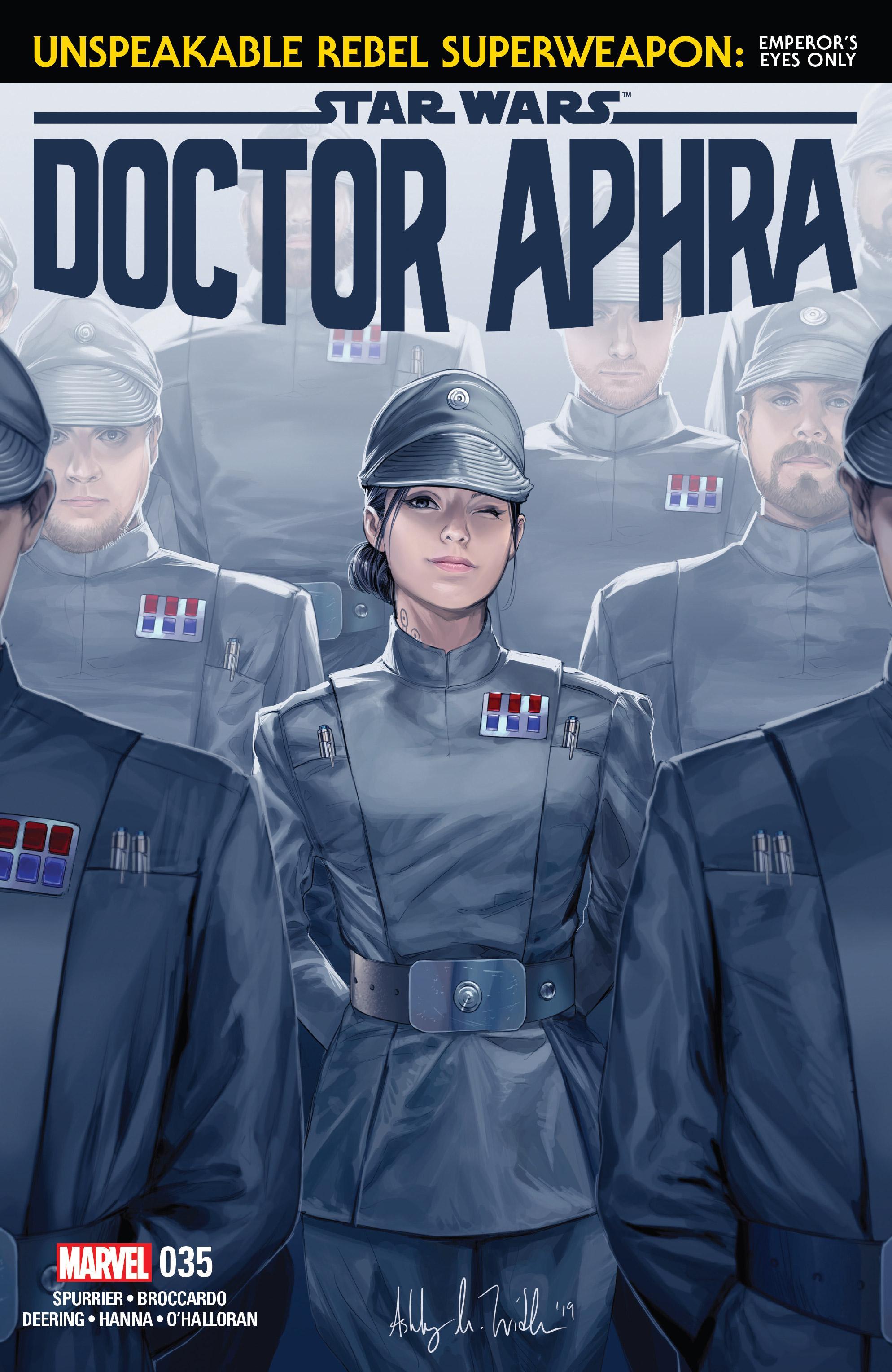 Star Wars: Doctor Aphra Vol 1 35
