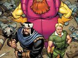 Warriors Three (Earth-616)