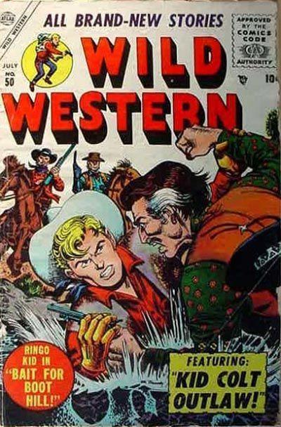 Wild Western Vol 1 50