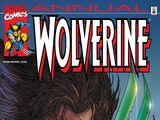 Wolverine Annual Vol 2 2000