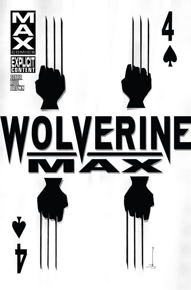 Wolverine: MAX Vol 1 12
