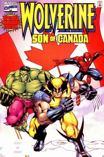 Wolverine: Son of Canada Vol 1 1
