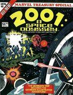 2001, A Space Odyssey Vol 1 1