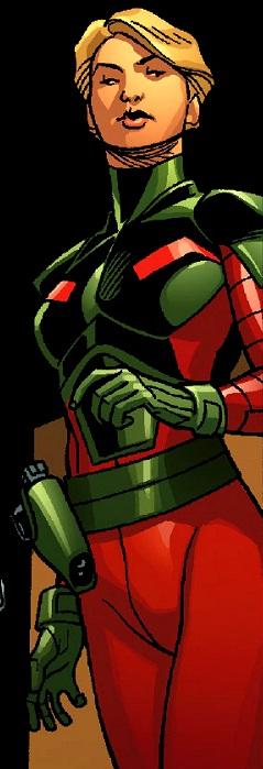 Andrea von Strucker (Clone) (Earth-616)