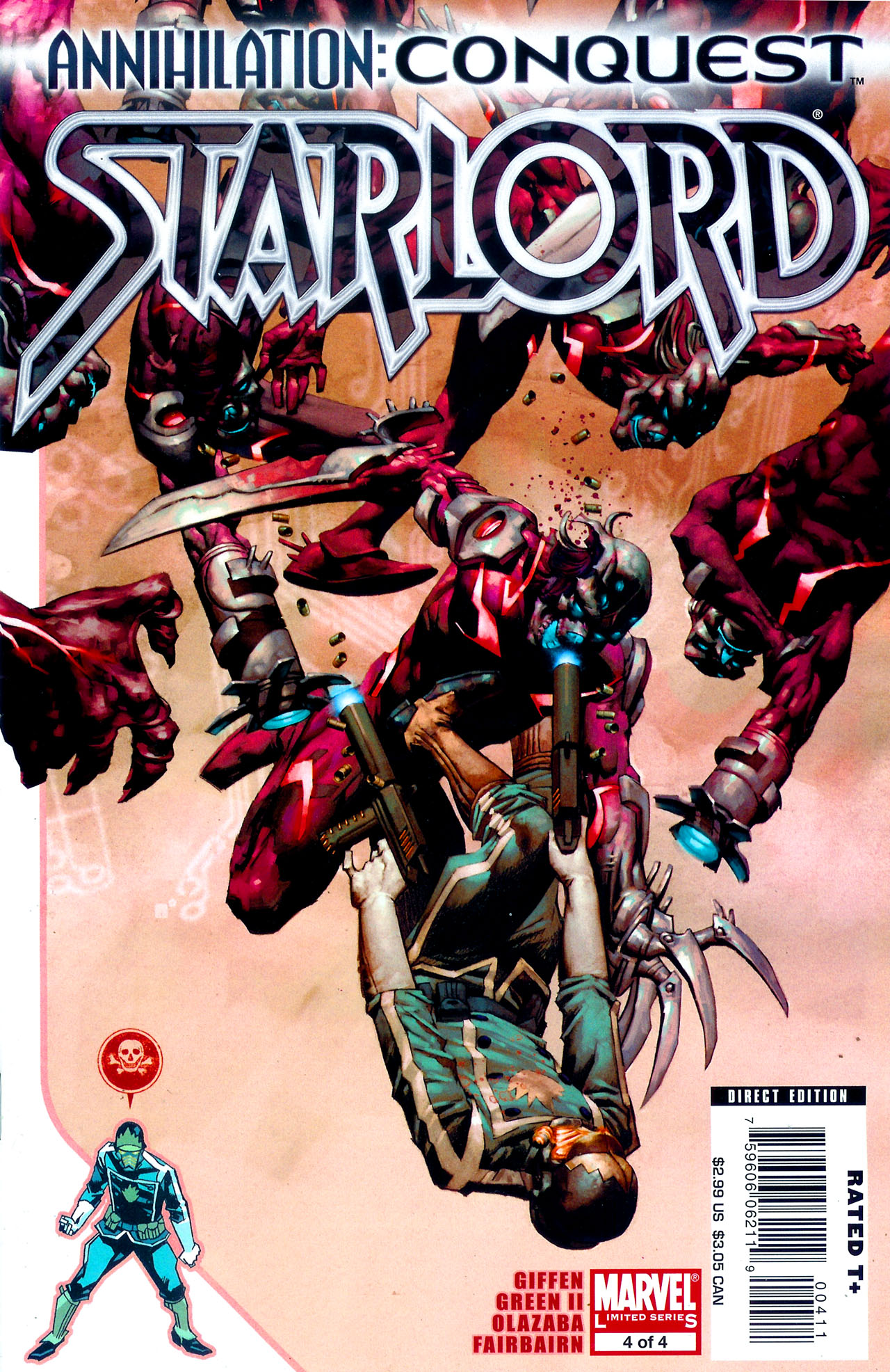 Annihilation: Conquest - Starlord Vol 1 4