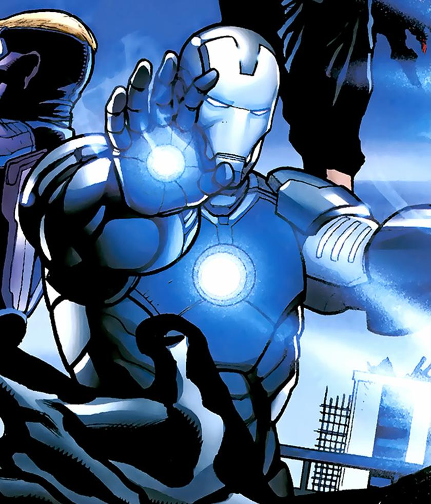 Iron Man Armor (New Ultimates) (Earth-1610)/Gallery