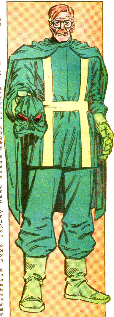 Arnold Brown (Earth-616)