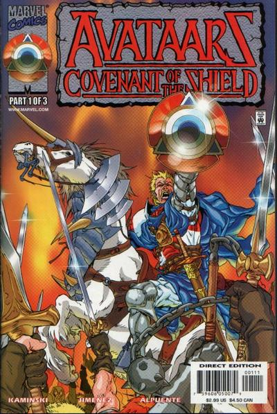 Avataars: Covenant of the Shield Vol 1