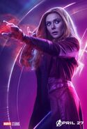 Avengers Infinity War poster 020