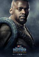 Black Panther (film) poster 013