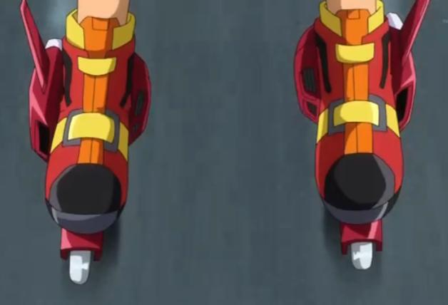 Booster Skates