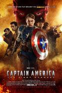 Captain America The First Avenger poster 002