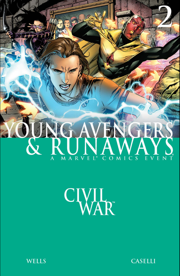 Civil War: Young Avengers and Runaways Vol 1 2