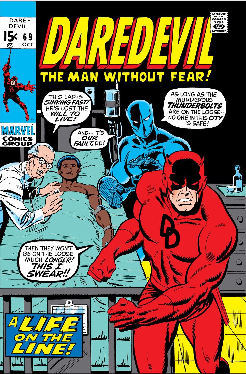 Daredevil Vol 1 69