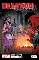Deadpool Too Soon? Infinite Comic Vol 1 5