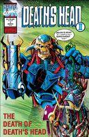 Death's Head II Vol 1 1