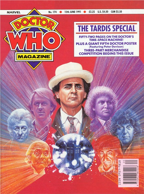 Doctor Who Magazine Vol 1 174
