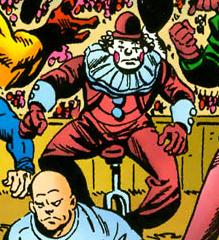 Eliot Franklin (Clown) (Earth-98121)