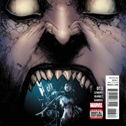 Extraordinary X-Men Vol 1 13