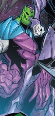 Hive (Poisons) (Earth-17952) Members-Poison Super-Skrull from Venomverse Vol 1 5 001.png