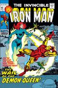 Iron Man Vol 1 42