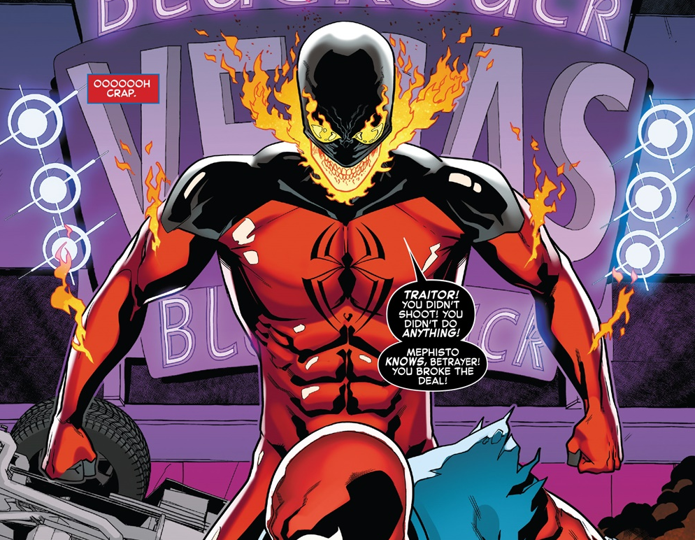 Kaine Parker (Earth-616) from Ben Reilly Scarlet Spider Vol 1 17 001.png