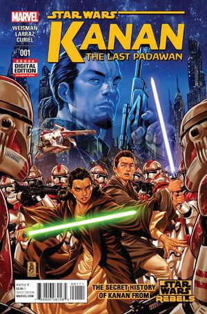 Kanan - The Last Padawan Vol 1 1.jpg