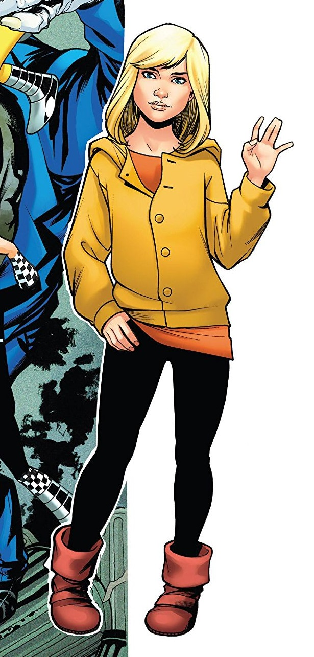 Katherine Power (Earth-616)