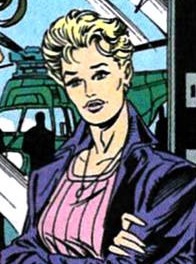 Laura McGuire (Earth-616)