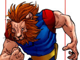 Lion-People