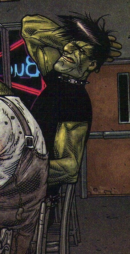 Luke Banner (Earth-807128)