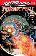 Marvel Adventures Fantastic Four Vol 1 25