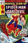 Marvel Team-Up Vol 1 73