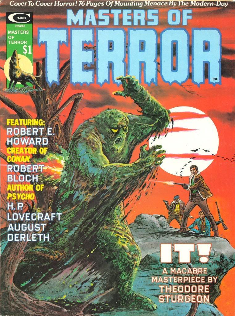 Masters of Terror Vol 1
