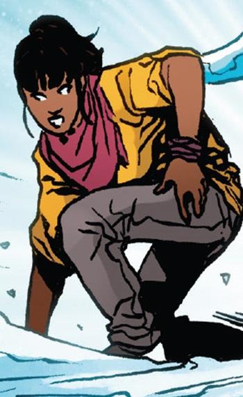 Michaela (Mutant) (Earth-616) from Iceman Vol 3 1 002.jpg