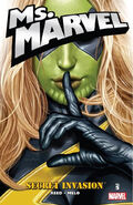 Ms. Marvel TPB Vol 1 5 Secret Invasion