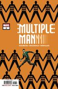 Multiple Man Vol 1 1