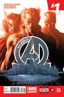 New Avengers Vol 3 16.NOW
