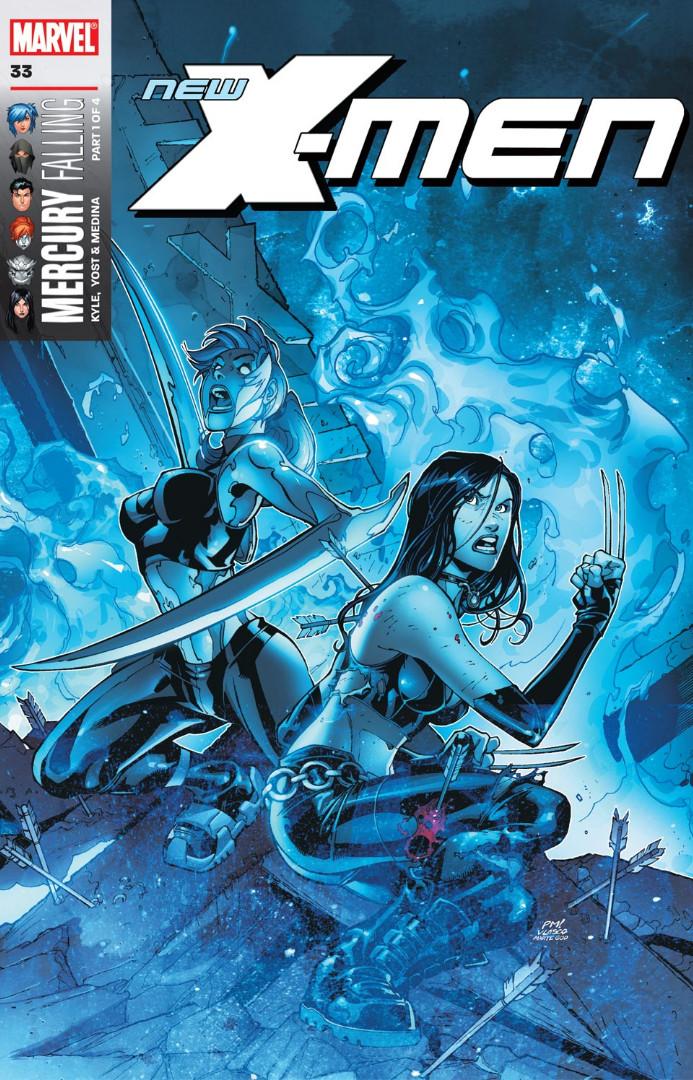 New X-Men Vol 2 33