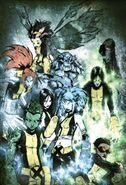 New X-Men Vol 2 43 Textless