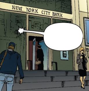 New York City Bank/Gallery