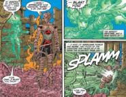 Nicolette Giroux (Earth-616) Yoshihiro Hachiman (Earth-616) Avengers Vol 3 24