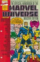 Official Handbook of the Marvel Universe Master Edition Vol 1 16