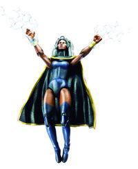 Ororo Munroe (Earth-616) from Marvel Universe (Toys) Series 4 Wave XVIII 0001.jpg