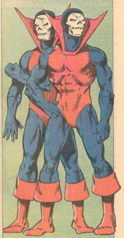 Percy & Barton Grimes (Earth-616) from Official Handbook of the Marvel Universe Vol 2 2 001.jpg