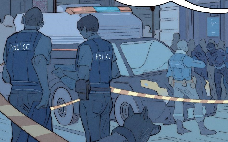 Préfecture de Police de Paris (Earth-616)/Gallery