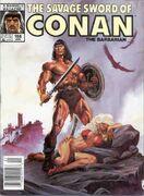Savage Sword of Conan Vol 1 156