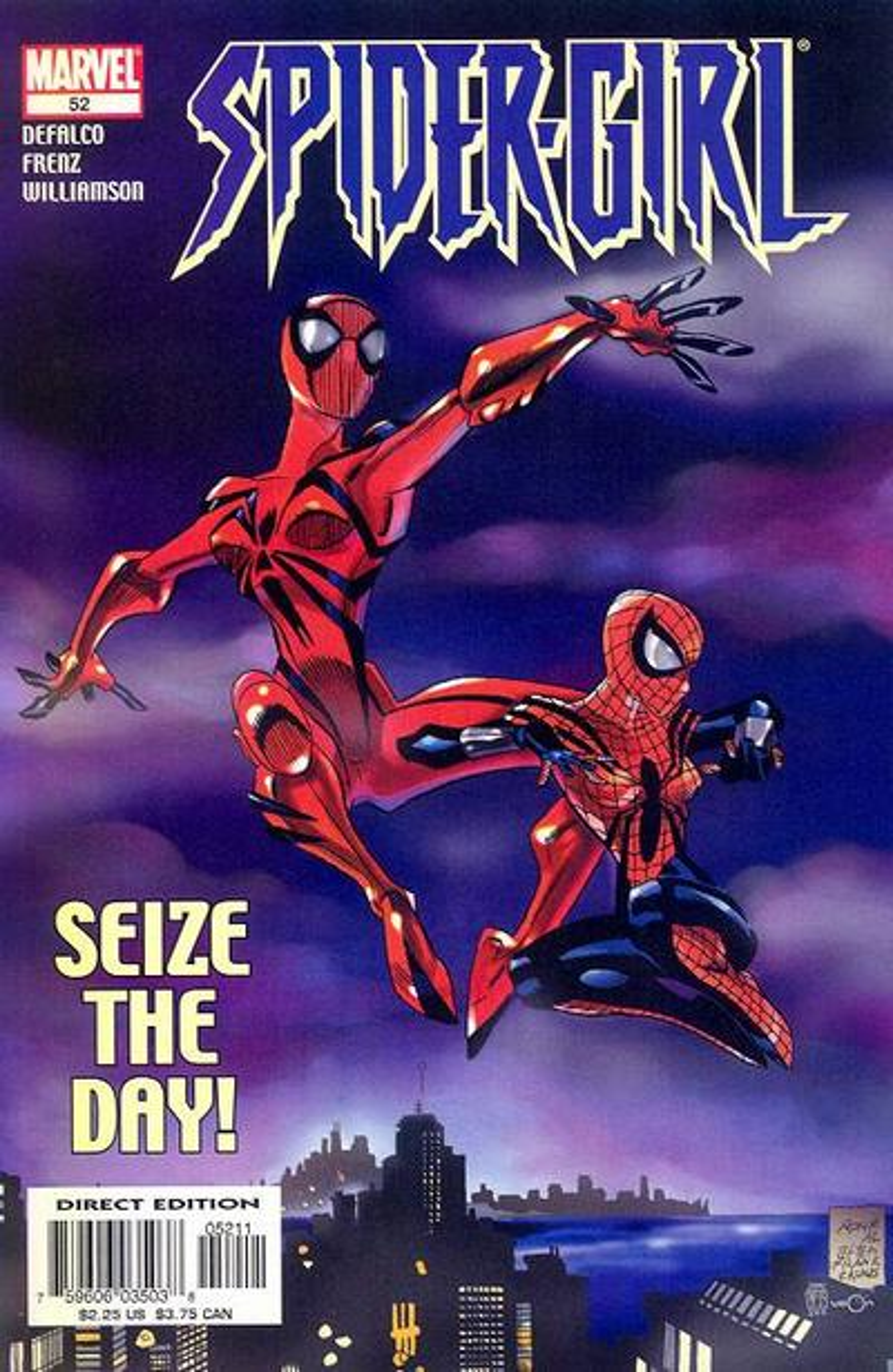 Spider-Girl Vol 1 52