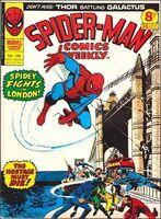 Spider-Man Comics Weekly Vol 1 128
