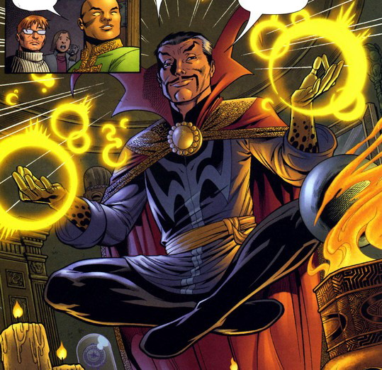 Stephen Strange (Earth-20051)